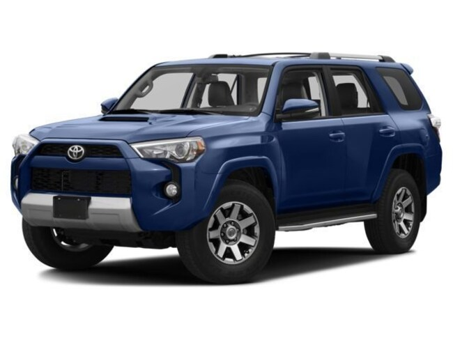 2018 Toyota 4Runner TRD Off Road Premium 4WD