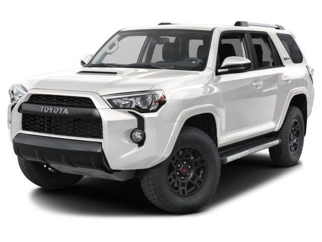 2018 Toyota 4Runner TRD Pro SUV