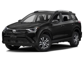 New 2018 Toyota RAV4 LE SUV Arlington