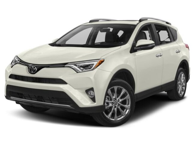 2018 Toyota RAV4 Limited 4D Sport Utility For Sale in Redwood City, CA