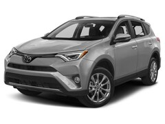 New 2018 Toyota RAV4 Limited SUV for sale in Clearwater