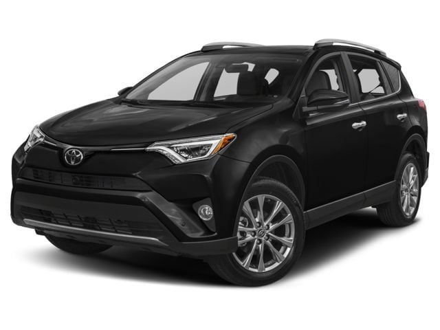 Featured New 2018 Toyota RAV4 Limited SUV for sale in Corona, CA