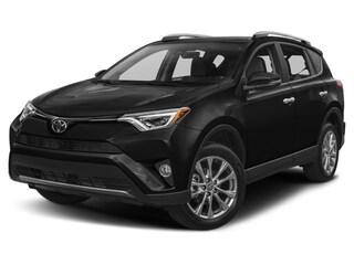 New 2018 Toyota RAV4 Limited SUV in Ontario, CA
