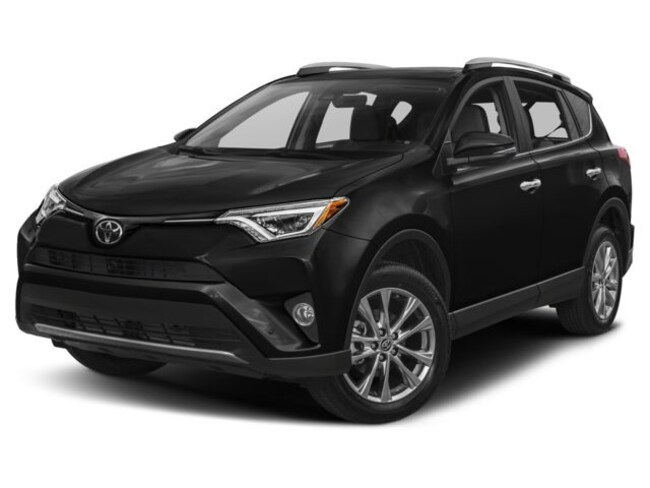 New Toyota 2018 Toyota RAV4 Limited SUV for sale in Corona, CA