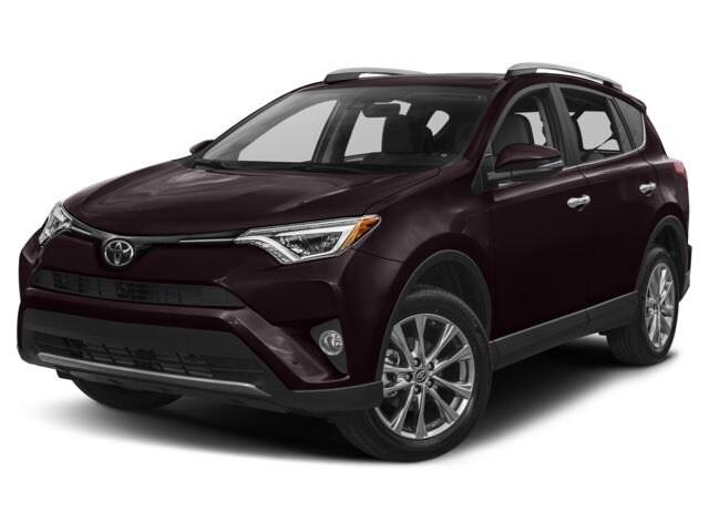 2018 Toyota RAV4 SUV