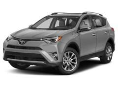 2018 Toyota RAV4 SE SUV