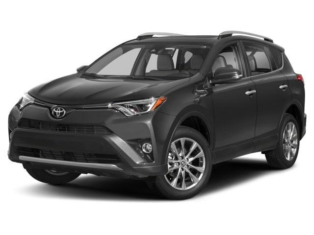 2018 Toyota RAV4 SE 2WD L4 6AT SUV