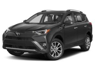 New 2018 Toyota RAV4 SE SUV for sale Philadelphia
