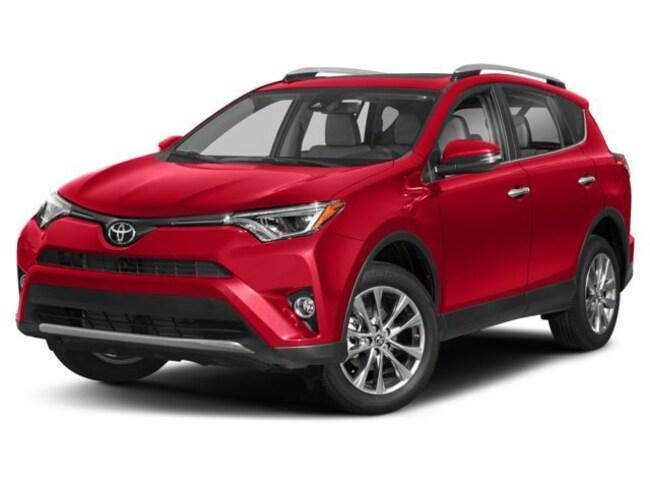 New 2017 2018 Toyota RAV4 SE SE  SUV near Phoenix