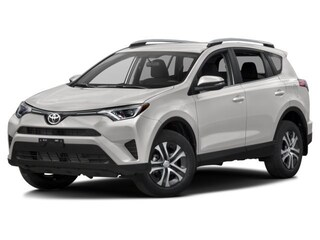 New 2018 Toyota RAV4 LE SUV For Sale in Missoula, MT