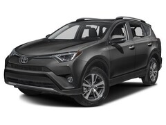New 2018 Toyota RAV4 XLE SUV near Hartford