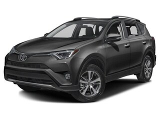New 2018 Toyota RAV4 XLE SUV Boston, MA