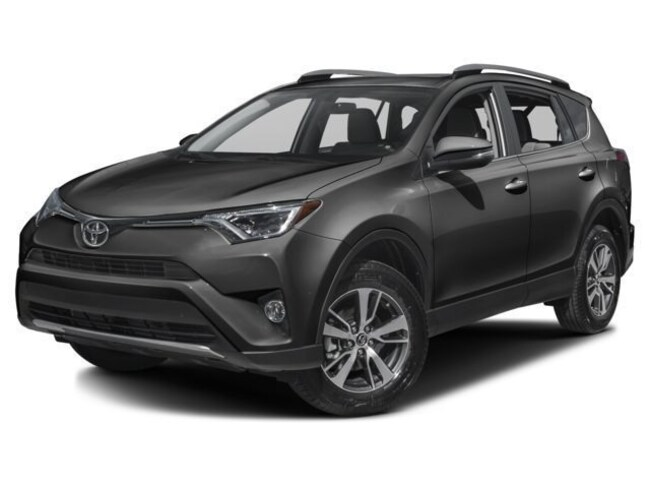 New 2018 Toyota RAV4 XLE SUV in Silver Spring, MD
