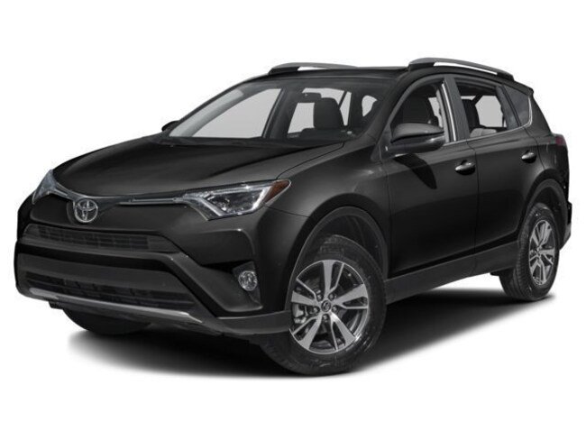 New 2018 Toyota RAV4 XLE All-wheel Drive For Sale/Lease Streamwood, IL