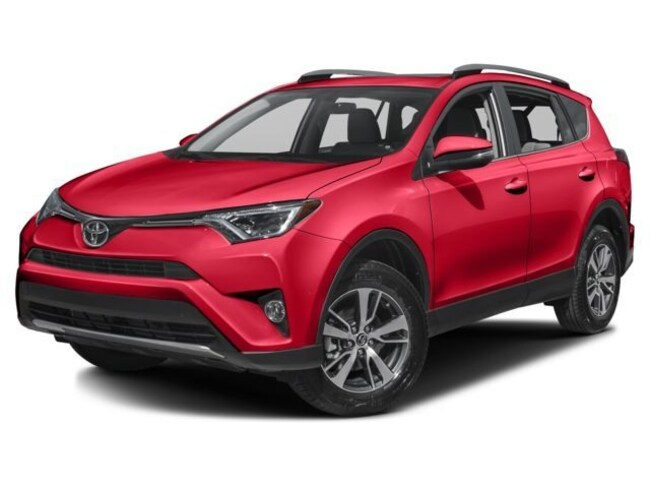New 2018 Toyota RAV4 XLE SUV Silver Spring, MD