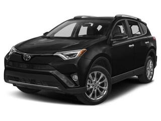 2018 Toyota RAV4 4WD LTD SUV