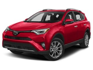 New 2018 Toyota RAV4 Limited SUV for sale near West Chester, PA