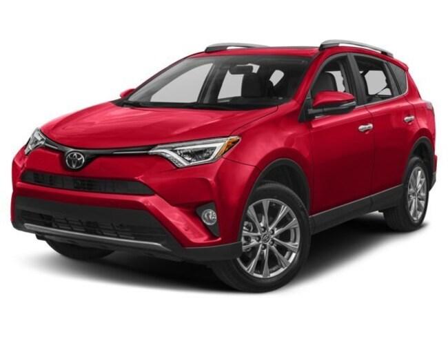 New 2018 Toyota RAV4 Limited SUV Scranton, PA