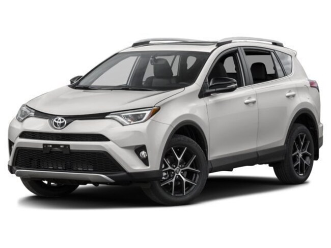 New 2018 Toyota RAV4 SE SUV for sale in Boston MA
