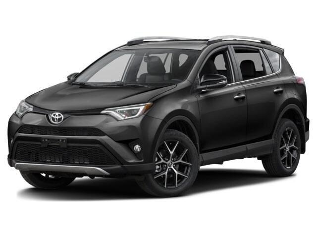 2018 Toyota RAV4 SE SE AWD