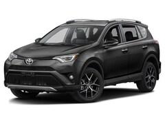 New 2018 Toyota RAV4 SE SUV in Oakland