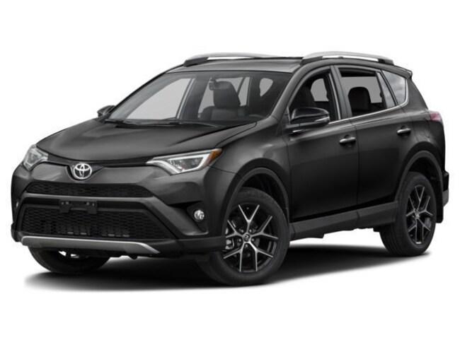 New 2018 Toyota RAV4 SE SUV Haverhill, Massachusetts