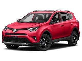 New 2018 Toyota RAV4 SE SUV for sale near West Chester, PA
