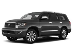 New 2018 Toyota Sequoia Limited SUV near Dallas, TX