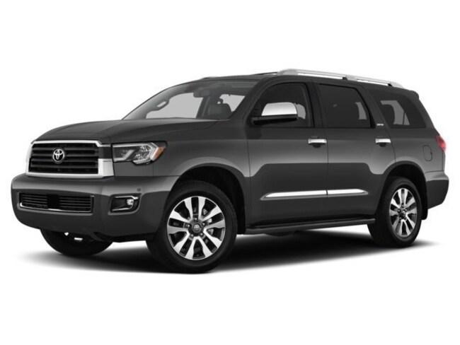 New 2018 Toyota Sequoia Limited SUV near Dallas, TX