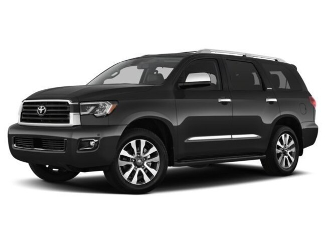 2018 Toyota Sequoia Limited SUV in Katy, TX