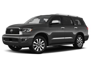New 2018 Toyota Sequoia SR5 SUV Boston, MA