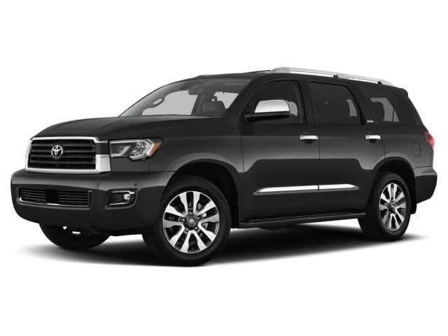 Exceptional 2018 Toyota Sequoia SR5 SUV