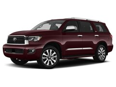 New 2018 Toyota Sequoia SR5 SUV near Hartford