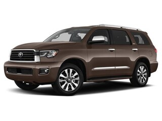 New 2018 Toyota Sequoia SR5 SUV Arlington