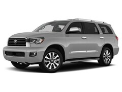 New 2018 Toyota Sequoia Limited SUV in Laredo, TX