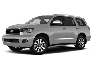 New 2018 Toyota Sequoia Limited SUV Lodi, CA