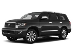 New 2018 Toyota Sequoia Limited Special Edition SUV in San Antonio, TX