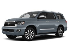 New 2018 Toyota Sequoia Limited Special Edition SUV near Dallas, TX