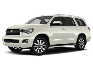 New 2018 Toyota Sequoia Platinum SUV Klamath Falls, OR