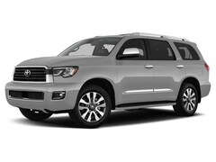 New 2018 Toyota Sequoia Platinum SUV Boone, North Carolina