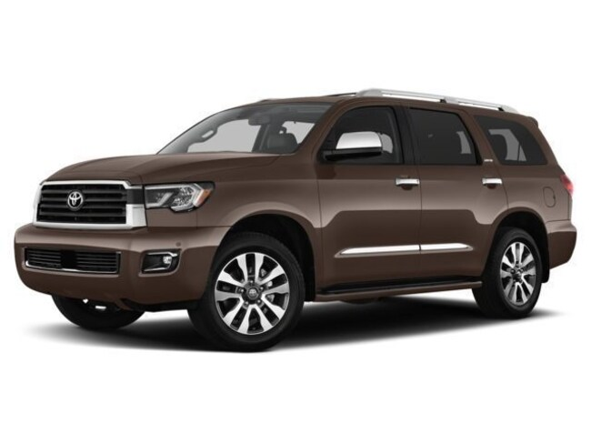 New 2018 Toyota Sequoia Platinum SUV Silver Spring, MD