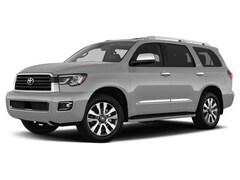 Used 2018 Toyota Sequoia Platinum SUV In Corsicana, TX