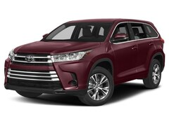 New 2018 Toyota Highlander LE I4 SUV for sale in Temple TX