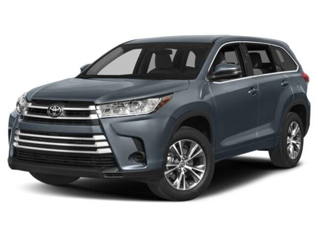 New 2018 Toyota Highlander LE I4 SUV Lodi, CA
