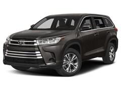 New Toyota 2018 Toyota Highlander LE V6 SUV for sale in Corona, CA