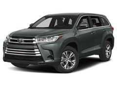 New 2018 Toyota Highlander LE V6 SUV in Avondale, AZ