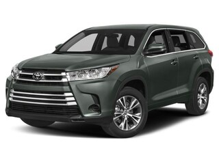 New 2018 Toyota Highlander LE V6 SUV for sale in Dublin, CA