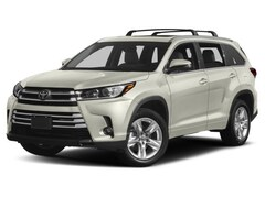 New 2018 Toyota Highlander Limited V6 SUV in Oxford, MS