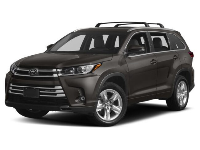 New 2017 2018 Toyota Highlander Limited Limited  SUV near Phoenix