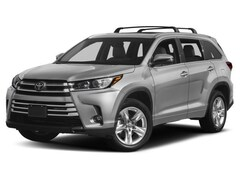 New 2018 Toyota Highlander Limited V6 SUV for sale in Temple TX